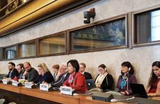 Reitera Vietnam apoyo a actividades de Conferencia de Desarme
