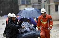 Al menos ocho muertos por inundación en Indonesia