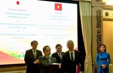 Japón ayuda a Ciudad Ho Chi Minh en desarrollo urbano