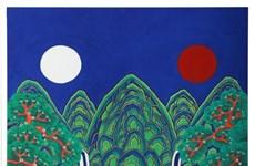 Exhiben en Hanoi pinturas tradicionales surcoreanas