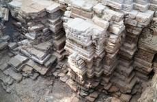 Descubren en Vietnam vestigios de templos milenarios