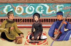 Google honra el canto Ca Tru, un género musical tradicional de Vietnam