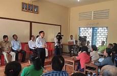 Imparten curso de idioma y cultura a ciudadanos de origen vietnamita en Camboya