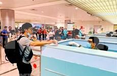 Viajeros desde Corea del Sur deben realizar declaraciones médicas antes de entrar en Vietnam