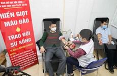 Logra Vietnam impresionante donación de sangre en cita humanitaria anual