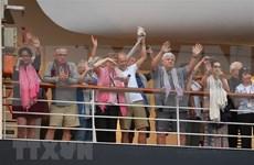Repatriados todos los pasajeros en crucero MS Westerdam