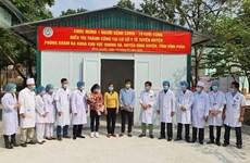 Último paciente de COVID-19 en Vietnam recibe alta médica