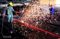 Disminuyen importaciones de acero de Vietnam en enero