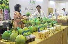 Acoge Vietnam exposición internacional sobre tecnología de producción y procesamiento hortofrutícola