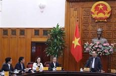 Premier vietnamita orienta pautas del desarrollo de la provincia de Bac Lieu