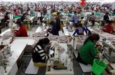 Camboya rebaja su pronóstico de crecimiento económico