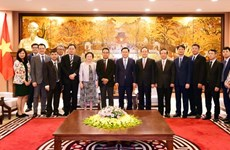 Asegura Hanoi garantías para la inversión extranjera