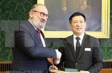 Vietnam y Bélgica impulsan cooperación en el sector de auditoría