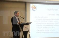 Promueve Vietnam la unidad de la ASEAN