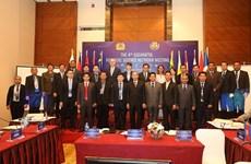 Organizan en Hanoi conferencia de la red de ciencia criminal de Policía de ASEAN