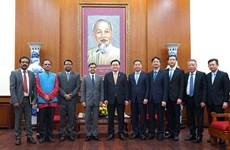 La India, nuevo proveedor de materiales textiles para Hanoi