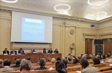 Analizan en Francia oportunidades y desafíos en cooperación por seguridad en Mar del Este