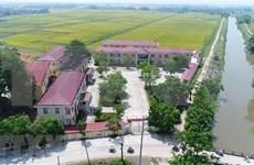 Más de la mitad de las comunas vietnamitas cumplen criterios de desarrollo