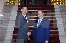 Exhortan a empresa japonesa Aeon a impulsar exportaciones de productos vietnamitas