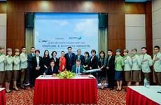Bamboo Airways y Vinpearl desarrollan productos aéreo-turísticos