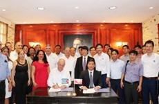 Cuba se compromete a crear condiciones favorables para inversores vietnamitas
