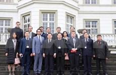 Vietnam impulsa cooperación con Corporación Alemana para la Cooperación Internacional