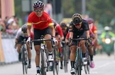 Gana pedalista vietnamita primera etapa del Torneo Internacional de Ciclismo Femenino
