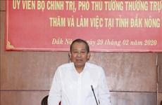 Impulsa desarrollo de economía verde en provincia altiplánica de Vietnam