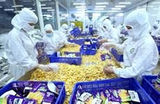 Disminuyen exportaciones vietnamitas de productos agrícolas, forestales y pesquero