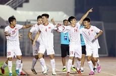 Participará Vietnam en torneo amistoso de fútbol en Francia