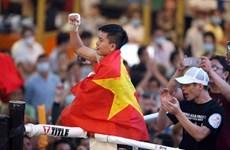 Boxeadora vietnamita gana por primera vez cinturón de Asia-Pacífico