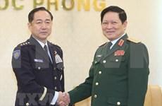 Fuerzas armadas de Vietnam y Japón acuerdan estrechar la cooperación