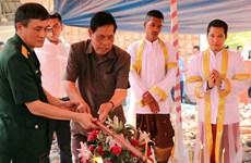 Erigen otro monumento de amistad Vietnam-Camboya