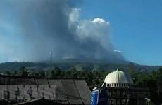 Indonesia suspende actividades de aeropuerto en isla de Java por erupción volcánica