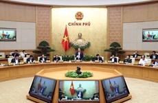 Gobierno de Vietnam por garantizar el crecimiento económico ante impacto de COVID-19
