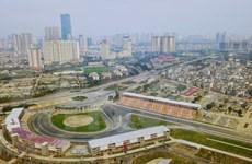 Acelera Hanoi los últimos preparativos para carrera de F1