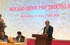 Gobierno de Vietnam insta a medidas inmediatas para impulsar crecimiento