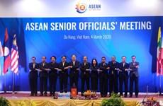 Inauguran en Vietnam reunión de altos funcionarios de ASEAN