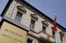 Embajada en Berlín sigue de cerca pesquisa sobre entrada ilícita de vietnamitas a Alemania