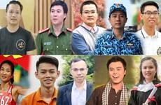 Dan a conocer a los 10 jóvenes vietnamitas más destacados de 2019