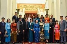 Reitera Vietnam apoyo a las mujeres para su incorporación a actividades sociopolíticas