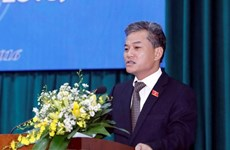 Vietnam y estado alemán de Sajonia-Anhalt estrechan lazos de cooperación