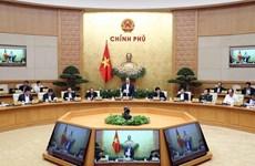 Premier de Vietnam orienta tareas para asegurar progreso socioeconómico ante impacto de COVID-19