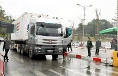 Vietnam recupera intercambio comercial a través de puertas fronterizas con China