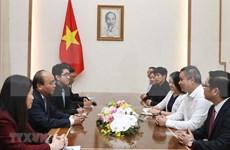 Agradece empresa china Texhong el apoyo de Vietnam a su producción