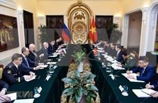 Efectúan Vietnam y Rusia diálogo estratégico en diplomacia, defensa y seguridad