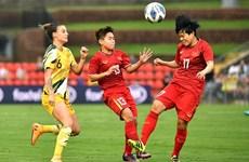 Puerta casi cerrada para selección femenina de fútbol de Vietnam a Juegos Olímpicos 2020