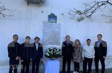 Embajada vietnamita rinde homenaje póstumo a periodistas argelinos