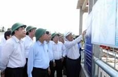 Apoya gobierno de Vietnam a provincias afectadas por salinización