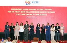 Debaten 13 prioridades de Vietnam para Año Presidencial de ASEAN 2020